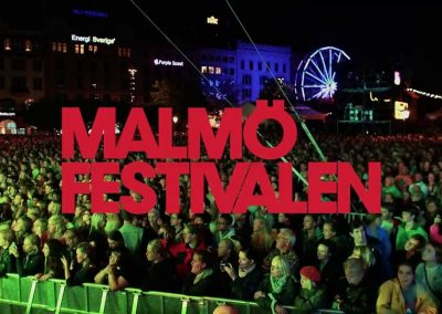 Malmöfestivalen – Timelapse