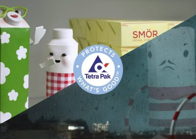 Tetra Pak – Little shopping horror