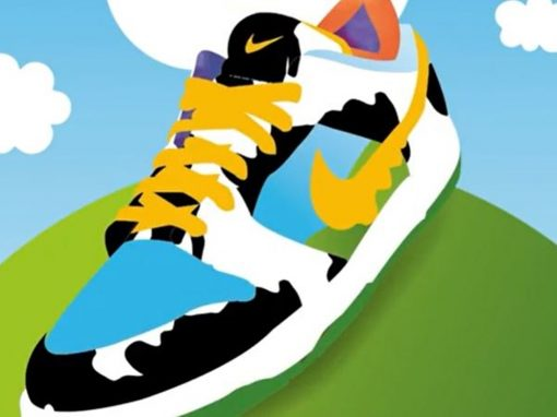 Ben & Jerry's / Nike SB – Chunky Dunky instagram videos