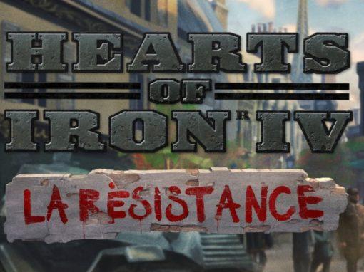 Hearts of Iron: La Resistance trailer music